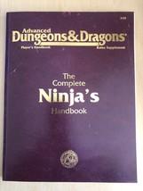 The Complete Ninja's Handbook by Aaron Allston (1995, Paperback) - $28.51