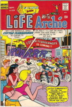 Life With Archie Comic Book #113, Archie 1971 FINE/FINE+ - $13.54