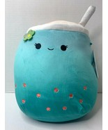 """Squishmallow JAKARRIA Blue Boba Drink 12"""" Target Exclusive KellyToy Brand NEW - $29.95"""