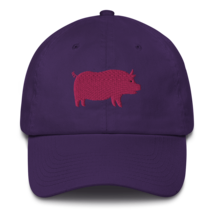 Pro pig hat / pig hat  / made in USA / Cotton Cap image 3