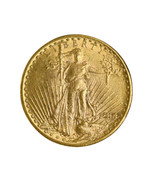 1914 $20 Gold St. Gaudens CHOICE NEARLY MINT STATE VERY SCARCE DATE Gold... - £1,591.01 GBP