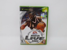 Xbox EA Sports NBA Live 2002 Basketball Video Game - New - $5.99