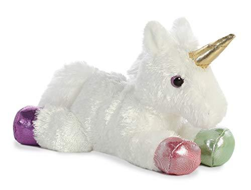 "Primary image for Aurora 8"" Prism Unicorn Plush, Multicolor"