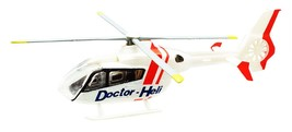 F Toys 1/144 Heliborne Collection Extra Emergency #1 EC135 Doctor Helico... - $12.99