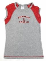 Small Junior Women's Los Angeles Angels Shirt MLB Lady Slugger Baseball Anaheim