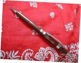 P323 0.3mm Pentel Mechanical Pencil Brown Discontinued Retro Vintage Unused - $64.70
