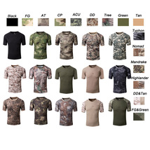 Hunting Shooting Quick Dry Tactical BDU Combat Clothing Camo Camouflage ... - $20.00