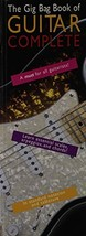 The Gig Bag Book Of Guitar Complete Mark Bridges - $1.92