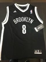 Deron Williams Brooklyn Nets Youth Size M Black NBA Replica Jersey $55 B64 - $19.25