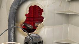 89-93 Cadillac Allante Taillight Brake Lamp Passenger Right RH image 11