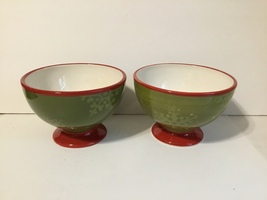 Royal Doulton  Festive Home All Purpose Bowl Set of 2 - $13.90