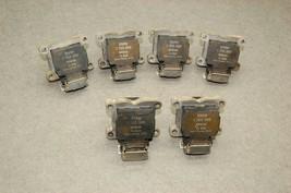 Used BMW e31, e32, e34, e36, e38 Ignition Coil Set X6 12131703359 - $89.09