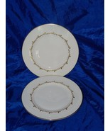 2 Royal Doulton Rondo Dinner Plates Plate China 17888 - $48.73