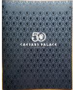 Caesars Palace Las Vegas 50th Anniversary Gala Program 2016, New - $9.95