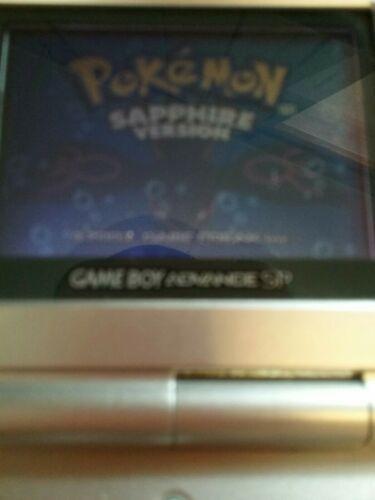 Pokemon Sapphire Authentic Game Boy Advance No Label image 4