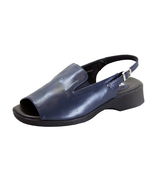 FUZZY Bronte Women's Wide Width Open-Toe Slingback Sandals - $39.95