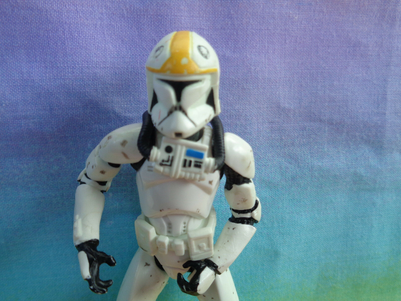 2000 Hasbro Star Wars Clone Trooper Action Figure - as is image 5