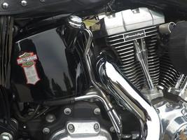2008 Harley Davidson Crossbones Springer Softail For Sale In Minot MD 58701 image 8
