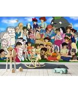 3D Spirited Away 4437 Japan Anime Game Wallpaper Mural Poster Cartoon Co... - $39.59+