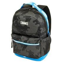 Fortnite Boy's Backpack in Black/Blue