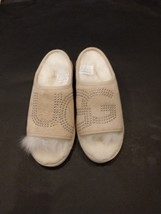 UGG TOSCANA SLID STUD SLIPPERS , Womens US 7, Color: BLANK CANVAS, 10203... - $85.00