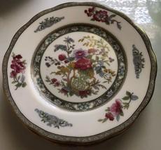 "Royal Albert Tree Of Kashmir Four Bread & Butter Plates (6 1/4"")  Dated ... - $24.47"