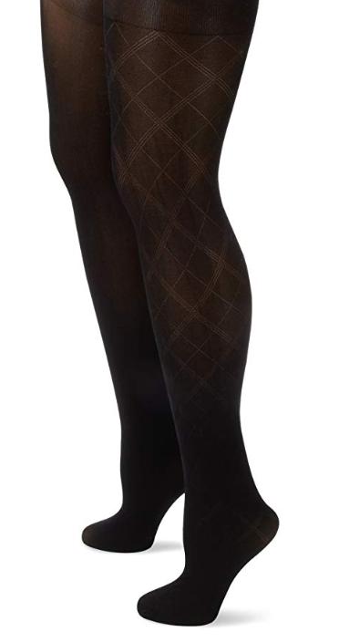 05304083c4646 Anne Klein Size S/M Small / Medium Women's Argyle Patterned Knit ...
