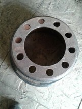 CONMET BRAKE DRUM- TRUTURN 100099206 rusty from storage. image 1