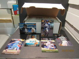 1995 Upper Deck Baseball 450 Card Set Series One and Two Complete DHC - $50.00