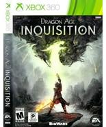 Dragon Age: Inquisition Microsoft Xbox 360 No Manual - $7.49