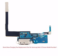 USB Charging Charger Mic Port Flex Cable Replacement Part for Samsung No... - $17.29