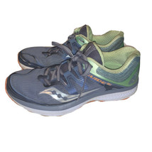 Saucony Everun Guide Womens Running Athletic Shoes 8 M S10415-3 Blue Green - $23.46
