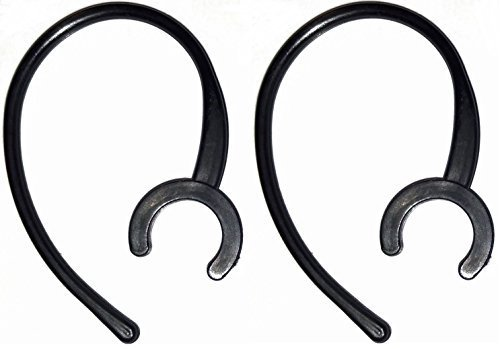 "Samsung Replacement Ear Hooks (6-Piece) with ""No-Break Clamps"" Padded/ Heavy-Dut"