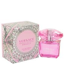 Versace Bright Crystal Absolu 3.0 Oz Eau De Parfum Spray image 1