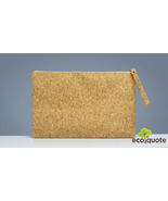 """EcoQuote 16"""" Laptop Pouch or Sleeve Handmade Eco-Friendly Cork Material ... - $36.00"""
