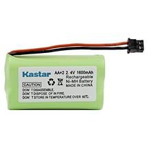 Kastar BT-1007 Cordless Phone Battery Replacement for Uniden BT1007 BT-1... - $6.14