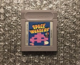 Space Invaders - Nintendo Game Boy Game Cartridge - Authentic & Tested - $21.56