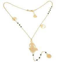 Necklace & Pendant 925 Silver, Mary, Bag, Hat, Umbrella, le Favole - $112.01