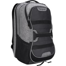Targus Work + Play TSB94404US Carrying Case (Backpack) for 16 Notebook - Black/G - $126.69