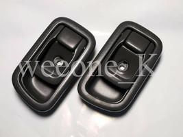 Interior Door Handle Gray LH/RH For Nissan Frontier Navara D22 Pickup 1998-2004 - $24.64