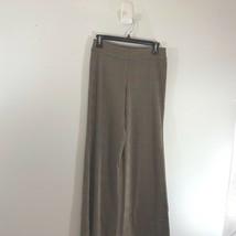 New York & Co Knit Pants Plaid Brown Stretch SZ XS Womens CUTE - $9.94