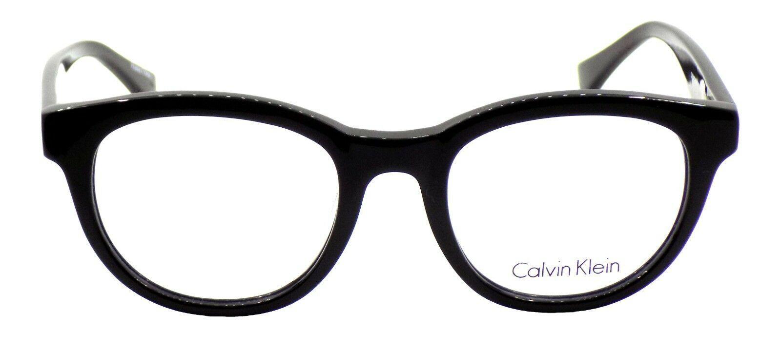 Calvin Klein CK5887 001 Unisex Eyeglasses Frames Black 50-20-140 + CASE