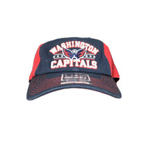 NHL Rare Hard To Find Washington Capitals Cap Official NHL Adjustable - $19.06