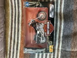 1999 Maisto Die Cast Harley-Davidson Motorcycle 1/18 scale NIB - $15.00