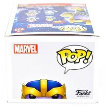 Funko Pop! Marvel Christmas Holiday Thanos #533 Vinyl Bobble-Head image 6