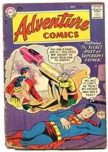 Adventure Comics #238 1957-Superboy-Aquaman-Green Arrow-BARGAIN COPY P/FR - $19.40