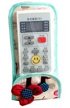 Cartoon Cloth Art Remote Control Dust Cover Protection, Set of 2