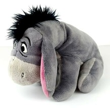 "Disney Store Exclusive Eeyore 14"" Plush With Detachable Tail  Pooh and F... - $14.99"