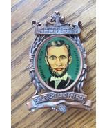 Abe Lincoln 1809-1865,6  int,welt friedens marsch t.s.v 09 wulflingen 19... - $33.25