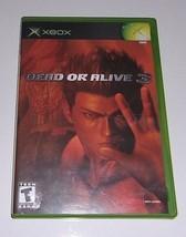 XBOX Dead or Alive 3 - $4.38